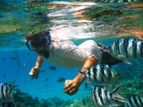 Plongée croisière en voilier Tahiti