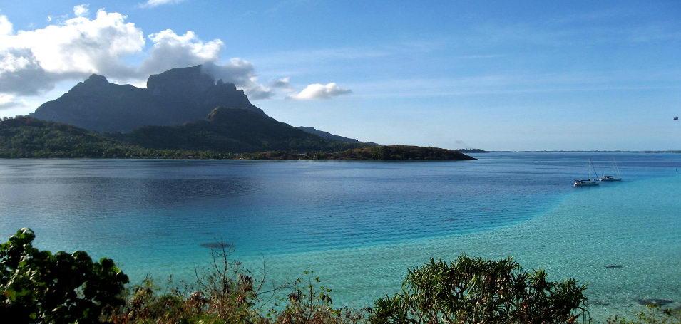 Croisière voile et plongée en Tahiti, Raiatea, Tuamotu, Huahine, Bora Bora.