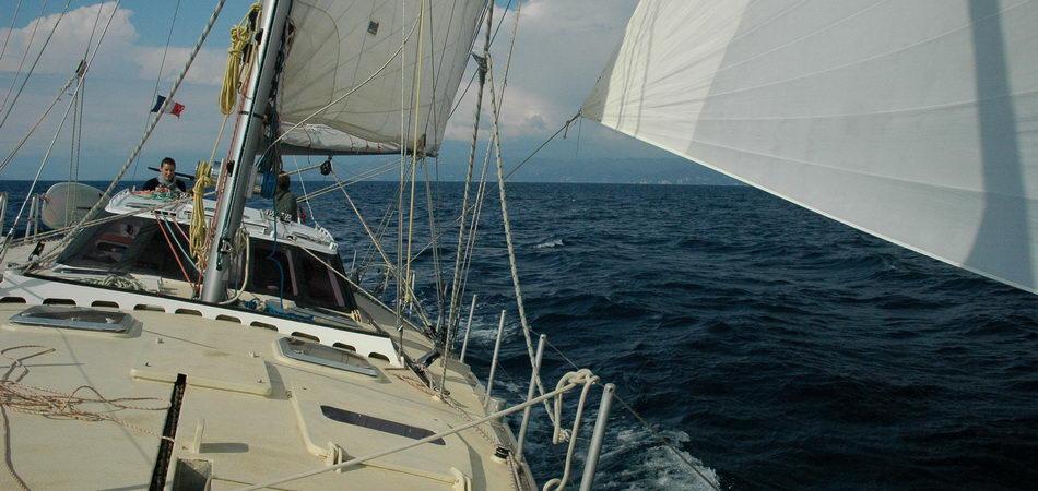 Location voilier skipper Polynésie